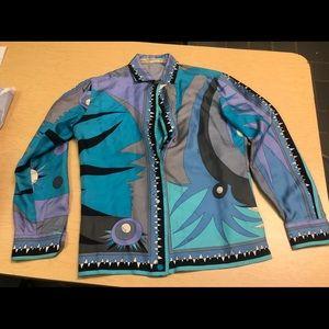 Emilio Puccini's women's vintage shirt